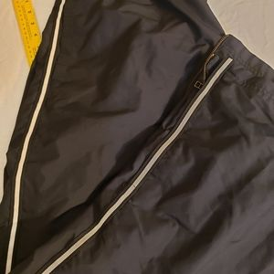 Old navy black sz. Xl track pants